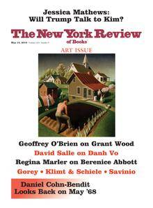 The New York Review of Books - May 10, 2018