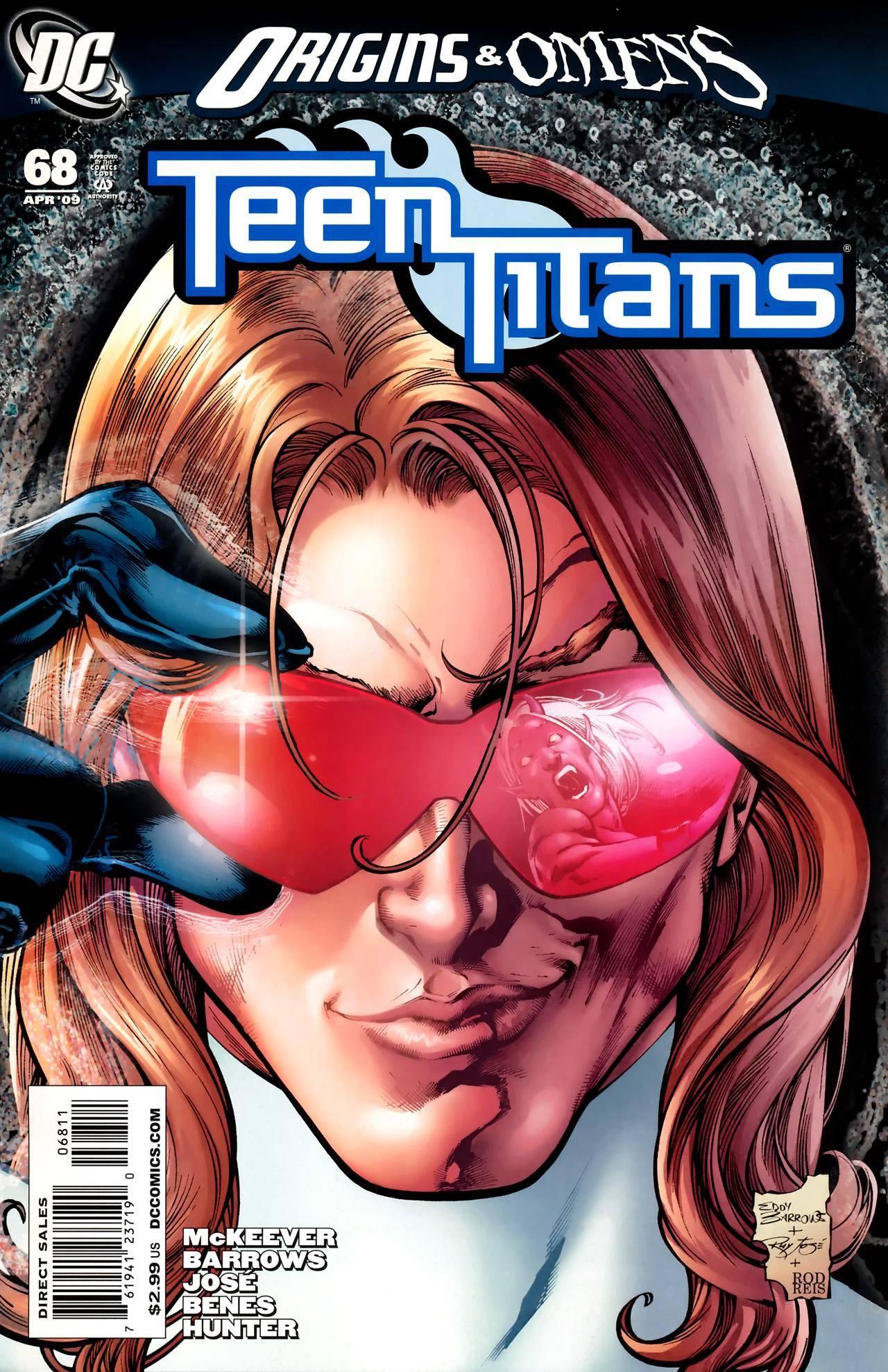 Teen Titans 068 (2009)
