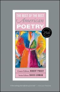 «Best of the Best American Poetry» by Various Authors
