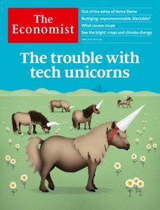 The Economist Latin America – 20 April 2019