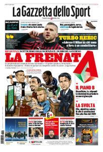 La Gazzetta dello Sport Roma – 28 aprile 2020