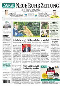 NRZ Neue Ruhr Zeitung Essen-Postausgabe - 09. September 2017