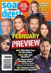 Soap Opera Digest - February 05, 2018