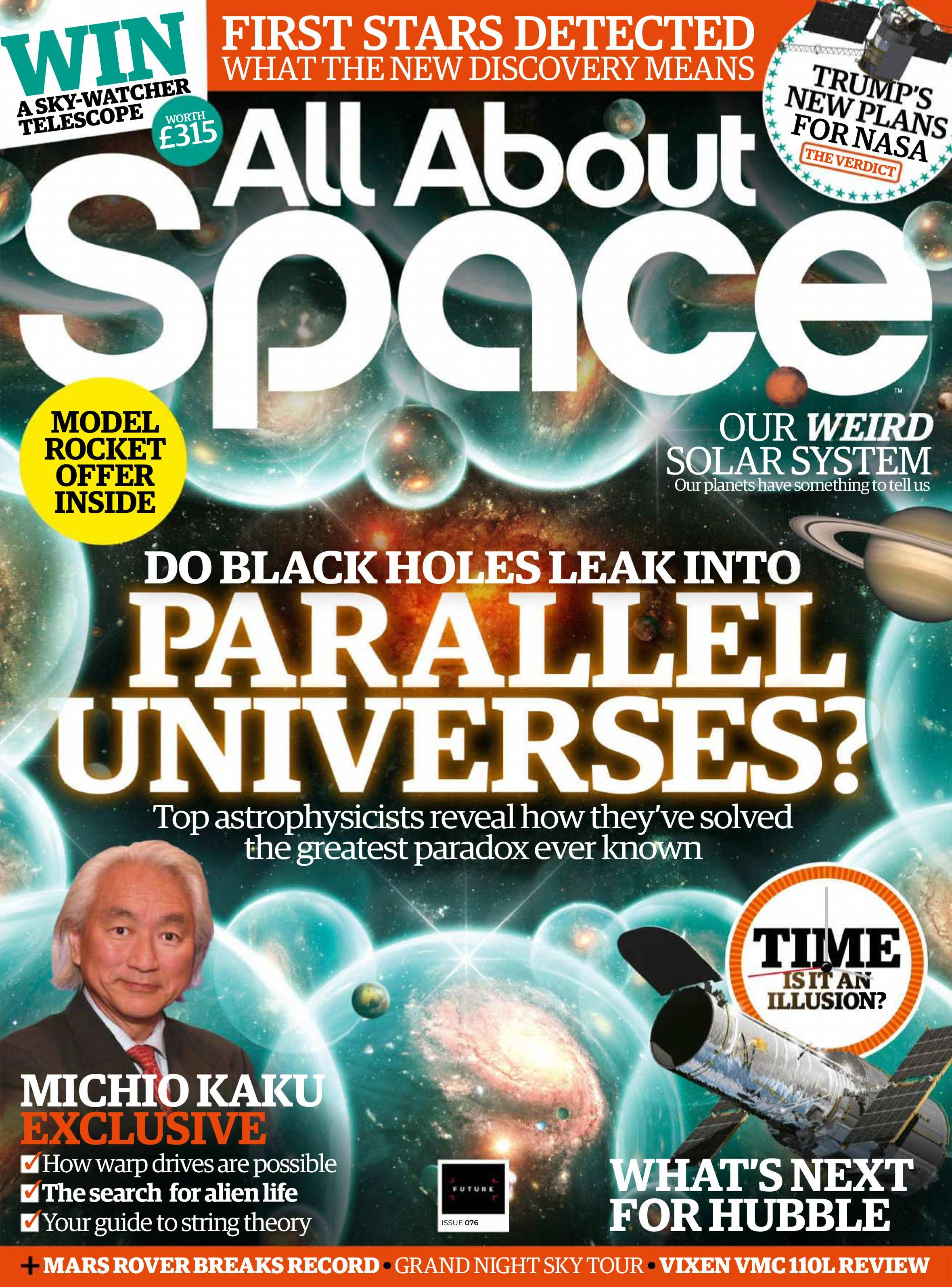 All About Space - April 2018