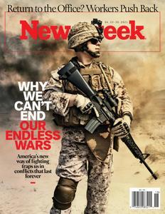 Newsweek USA - April 23, 2021