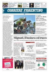 Corriere Fiorentino La Toscana – 24 luglio 2019