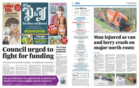 The Press and Journal Moray – May 15, 2021