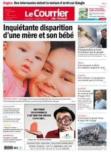 Le Courrier de l'Ouest Angers – 21 août 2021