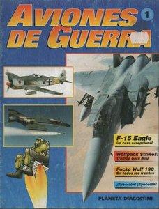 Aviones de Guerra Nº 1