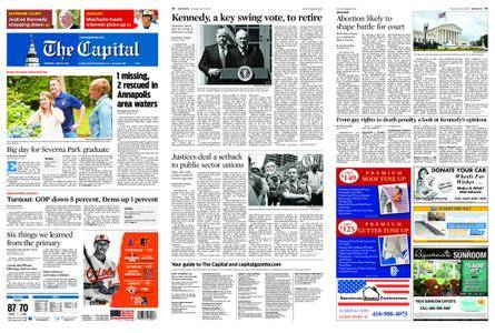 The Capital – June 28, 2018