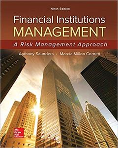 Financial Institutions Management: A Risk Management Approach 9th Edition