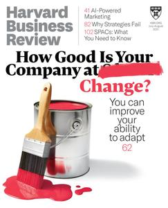 Harvard Business Review USA - July/August 2021