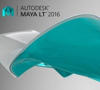 Autodesk Maya LT 2016 R1 (x64)