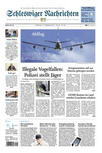 Schleswiger Nachrichten - 15. Februar 2019