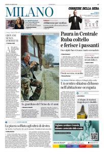 Corriere della Sera Milano – 09 marzo 2019