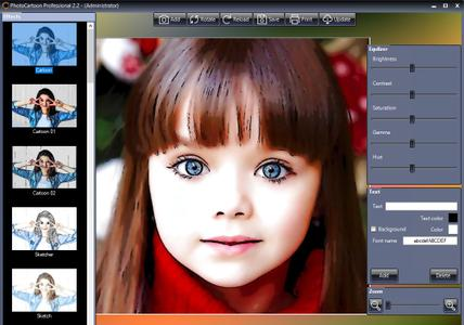 PhotoCartoon Professional 2.2 Portable