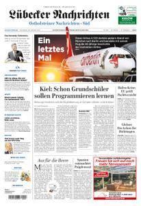 Lübecker Nachrichten Ostholstein Süd - 28. Oktober 2017