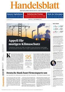 Handelsblatt - 09. September 2019