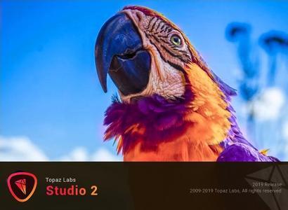 Topaz Studio 2.1.1 + Portable