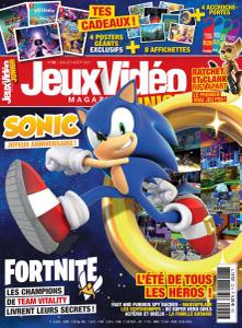 Jeux Vidéo Magazine Junior - Juillet-Août 2021