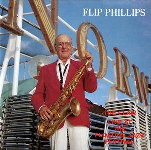 Flip Phillips - Claw-Live At The 1986 Floating Jazz Festival (1991)