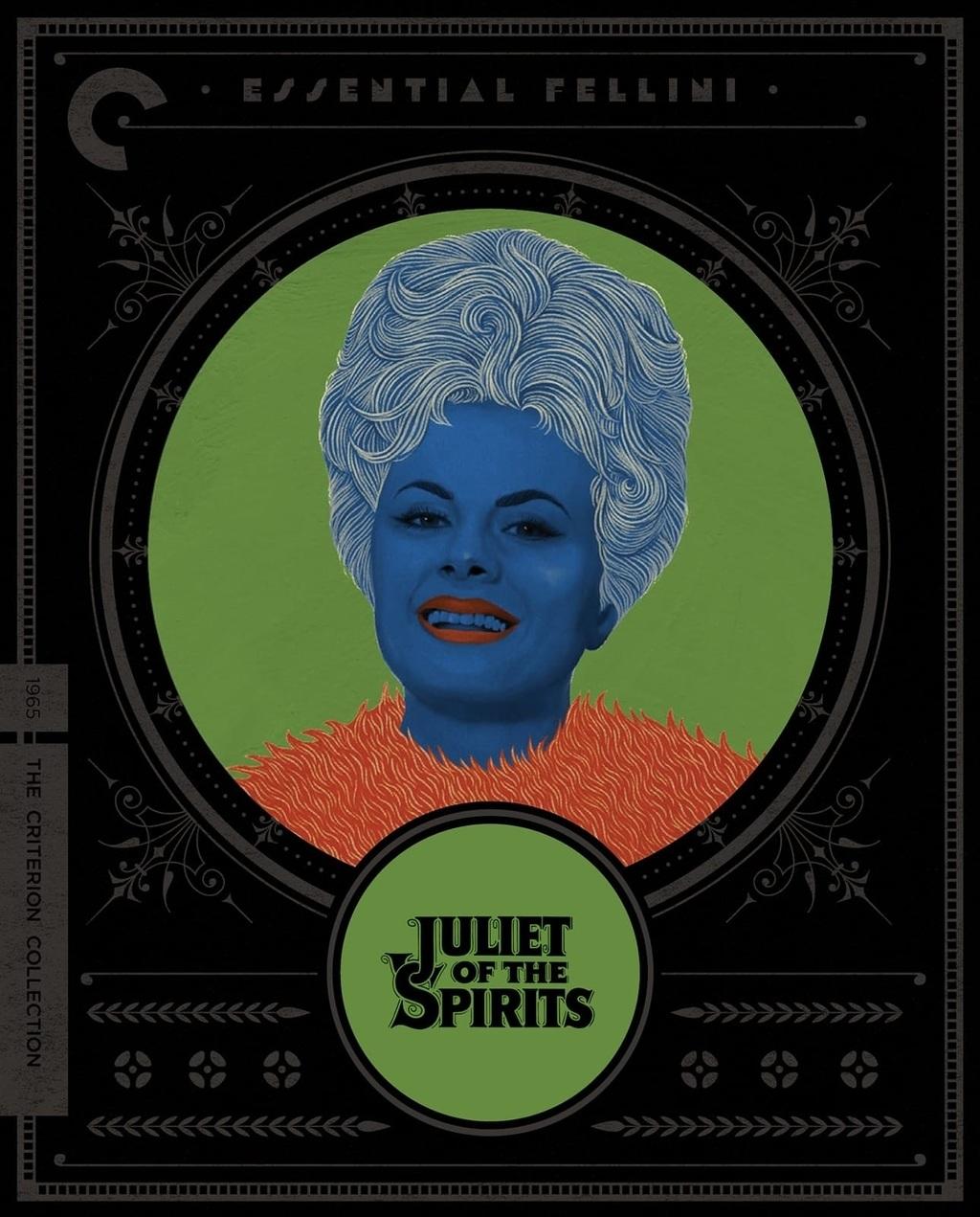 Juliet of the Spirits / Giulietta degli spiriti (1965) [Criterion Collection]
