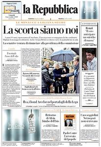 la Repubblica - 8 Novembre 2019