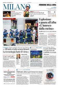 Corriere della Sera Milano – 13 settembre 2020