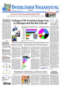 Osterländer Volkszeitung - 21. August 2019