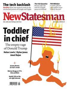 New Statesman - 12 - 18 January 2018