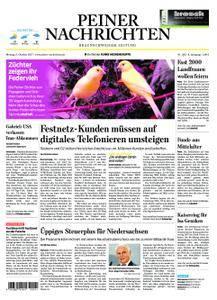 Peiner Nachrichten - 09. Oktober 2017