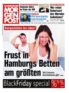 Hamburger Morgenpost – 29. November 2019