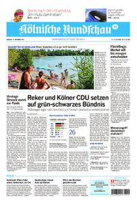 Kölnische Rundschau Wipperfürth/Lindlar – 15. September 2020