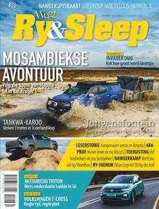 Weg! Ry & Sleep - November 2019