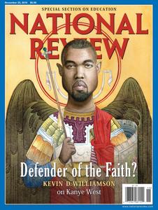 National Review - 25 November 2019