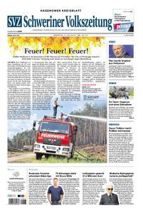 Schweriner Volkszeitung Hagenower Kreisblatt - 02. Juli 2019