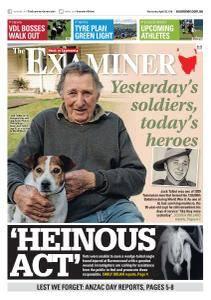 The Examiner - April 25, 2018