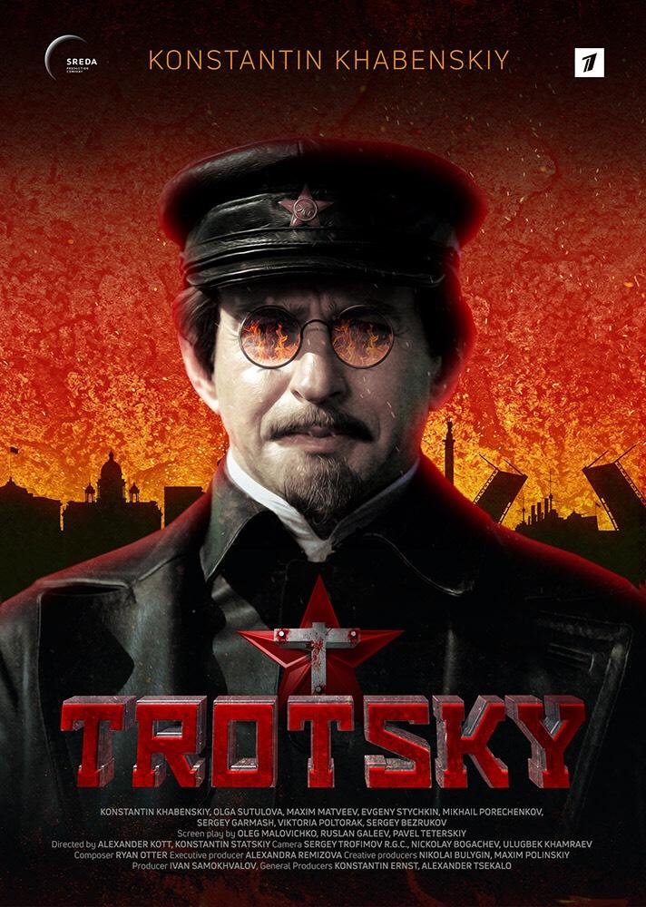 Trotsky - TV Mini-Series (2017)