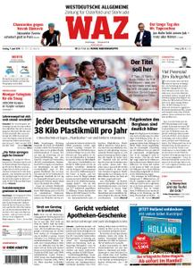 WAZ Westdeutsche Allgemeine Zeitung Oberhausen-Sterkrade - 07. Juni 2019