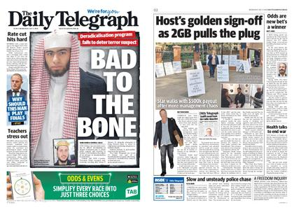 The Daily Telegraph (Sydney) – July 03, 2019