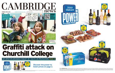Cambridge News – June 22, 2021