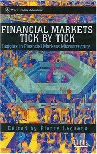 Financial Markets Tick By Tick