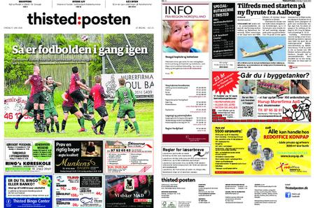 Thisted Posten – 17. juni 2020
