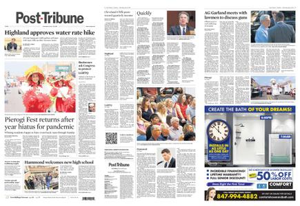 Post-Tribune – July 24, 2021