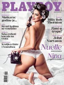 Playboy Croatia N.234 - Siječanj 2017