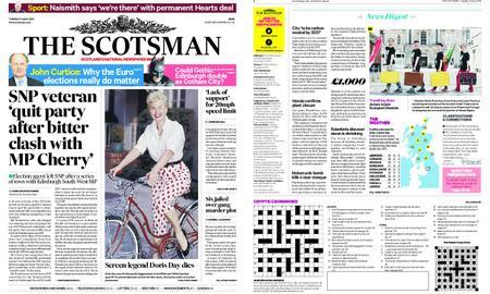 The Scotsman – May 14, 2019
