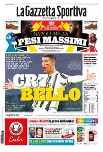 La Gazzetta dello Sport Sicilia – 22 novembre 2020