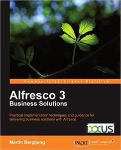 Alfresco 3 Business Solutions [Repost]