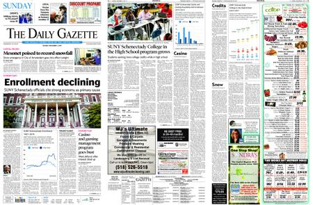 The Daily Gazette – December 01, 2019