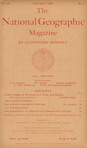 National Geographic 1898